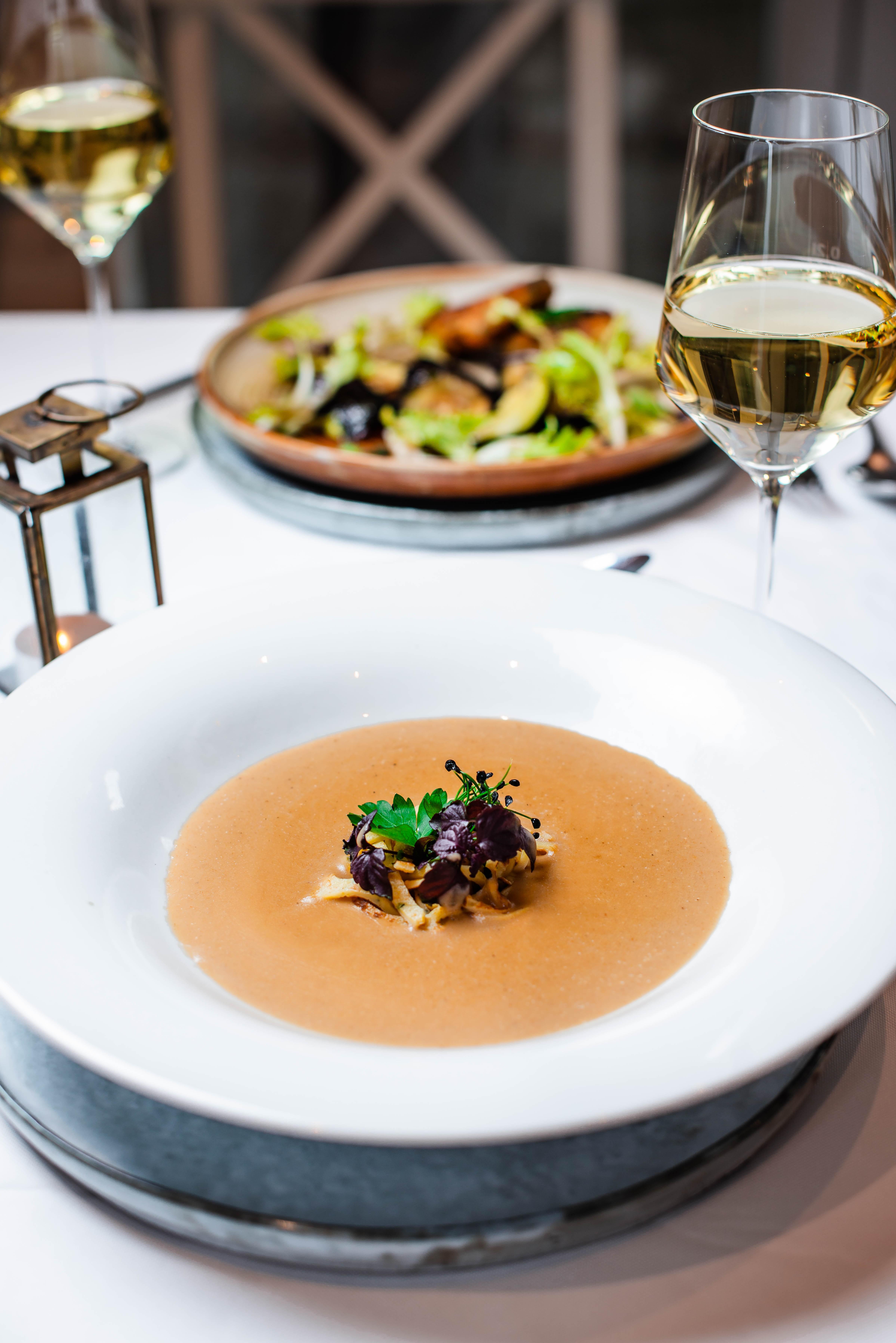 Klassische Suppen